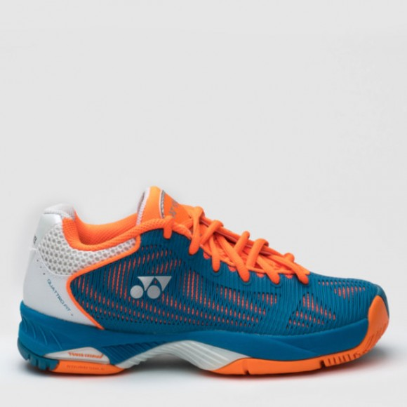 Кроссовки Yonex POWER CUSHION FUSIONREV BLUE/ORANGE
